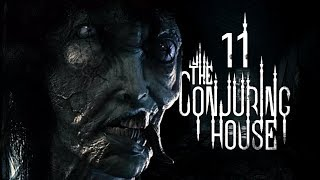 The Conjuring House (PL) #11 - Manekiny (Gameplay PL / Zagrajmy w)