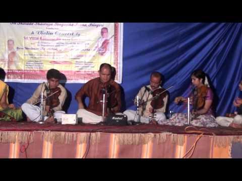 Jagadodharana - In Ragam Kaapi