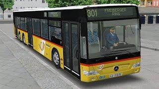 OMSI 2 - Mercedes-Benz Citaro L - Neuendorf Line 301