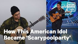 How Alejandro Aranda of American Idol Went From Washing Dishes to Selling Out Venues | NowThis