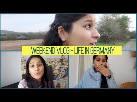 Life In Germany | Weekend Vlog 2019 | The Happy Hoot