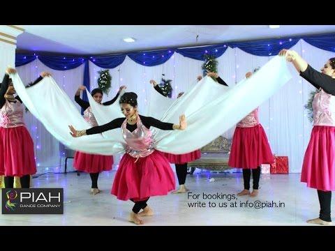 O Re Piya Performance at Salem : Piah Dance Company