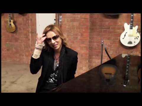 Without you ピアノ・ソロ 2011 Live ver. / X JAPAN