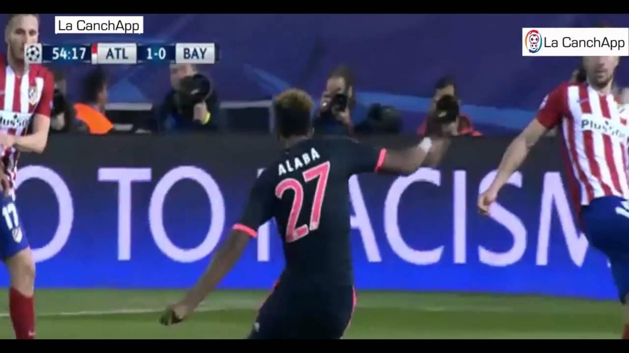 Bayern München Gegen Atletico Madrid