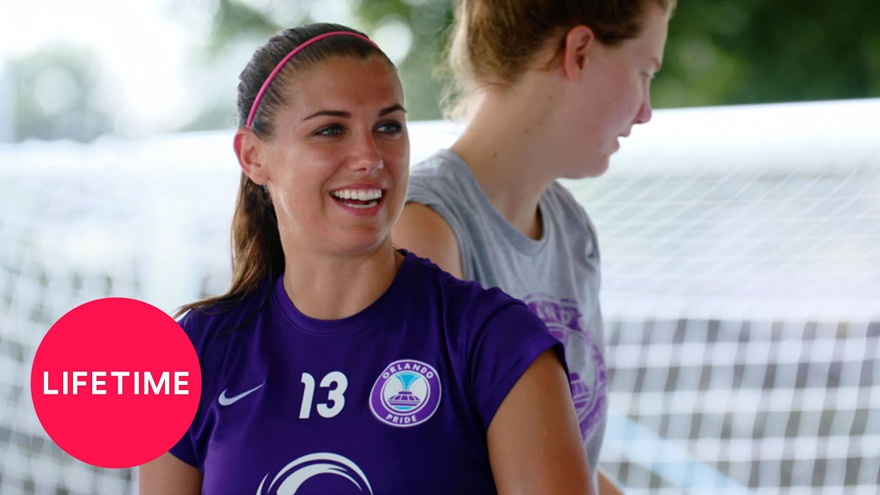 Player Profile: Alex Morgan (Orlando Pride) | # ...