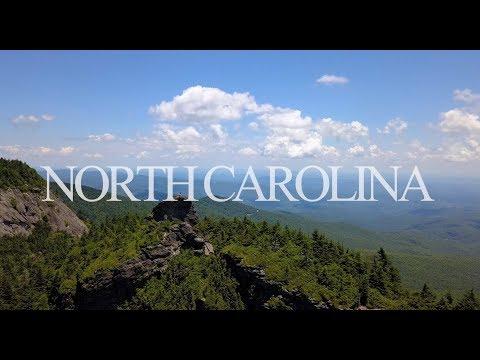 NORTH CAROLINA   NORTH AMERICA   TRAVEL FILM   4K UHD