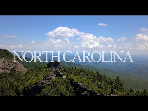 NORTH CAROLINA | NORTH AMERICA | TRAVEL FILM | 4K UHD