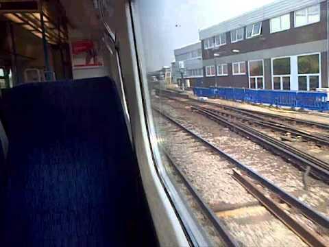 465 train dartford to barnehurst for Victoria
