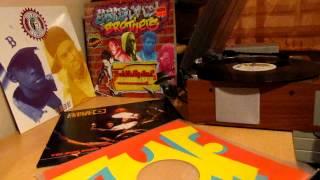 Spoonie Gee & The Treacherous Three -- The New Rap Language