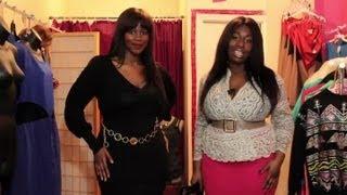 Cute Ways for Plus Size Women to Wear Belts : Plus Size Fashion Ideas
