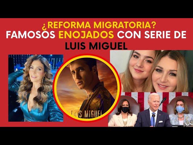 NotiCreo- Famosos enojados por Serie de Luis Miguel, crisis coronavirus en India -2021