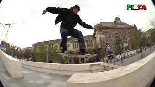 Pizza Skateboards   The 5ifth Floor   Bonus video #3   Cards 14-19