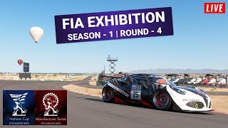 GT Sport FIA Exhibition Racing | Season 1 | Round 4
