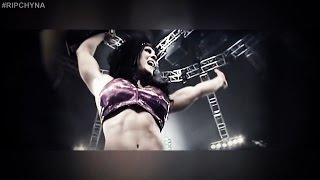 WWE CHYNA - HALL OF FAME 2019