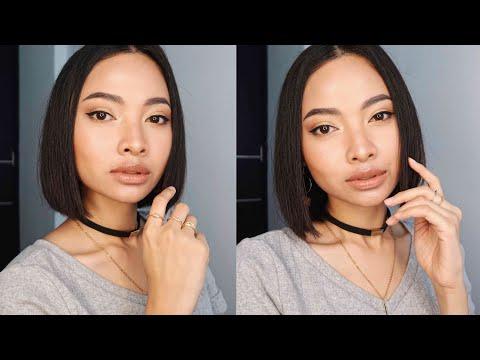 wardah-one-brand-tutorial-|-review-|-produk-lokal-murah-bagus-|-simple-flawless-look-|-ayunisa