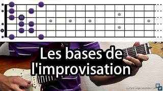 Improviser à la guitare : les bases de l