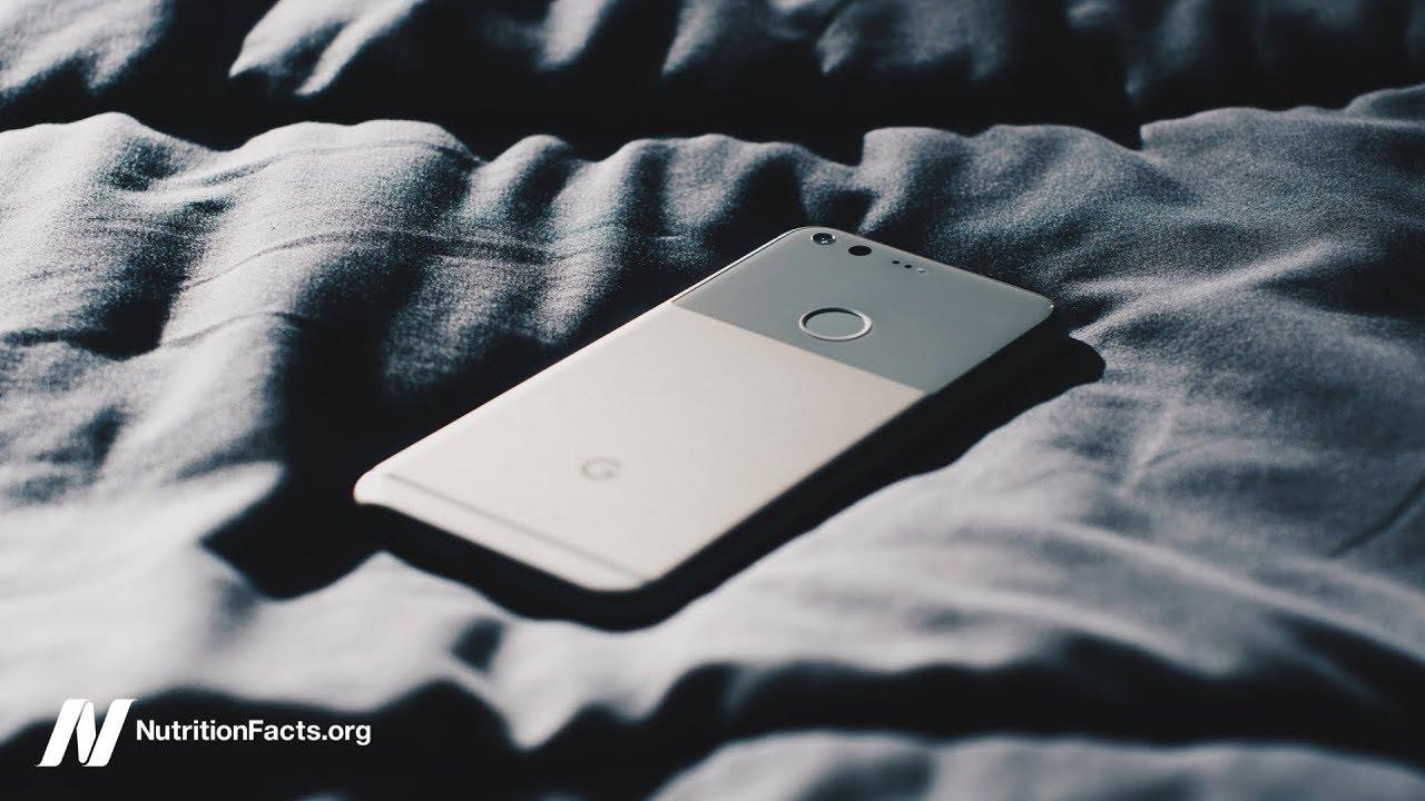 Do Mobile Phones Affect Sleep?