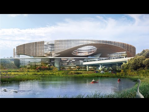 Chengdu Future Science and Technology City Launch Area Masterplan and Architecture Design   OMA