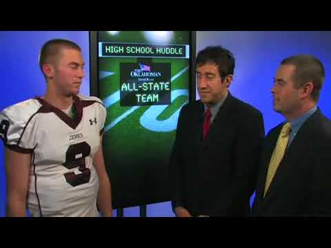 HSH Allstate  QB Mark Ginther 20071221