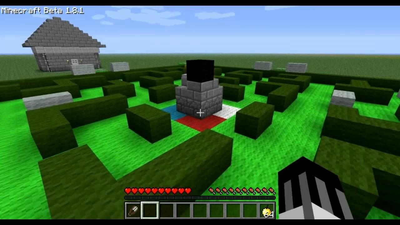 Prezentacja I Zasady Gry Lego Minotaurus Minecraft Edition Youtube
