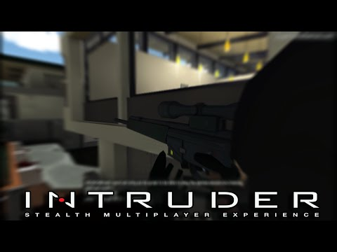 Intruder Gameplay- Too Tactical For You