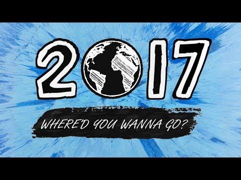 """Where&39;d You Wanna Go"" Year-End Mashup"