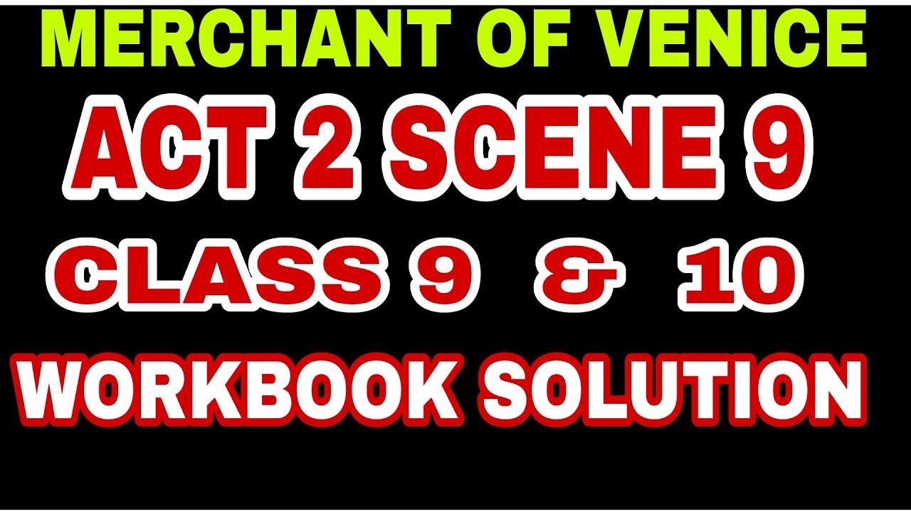 Pdf venice merchant of summary