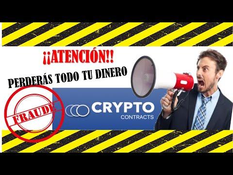 Crypto Contracts es una Estafa! 【Opiniones 2019】