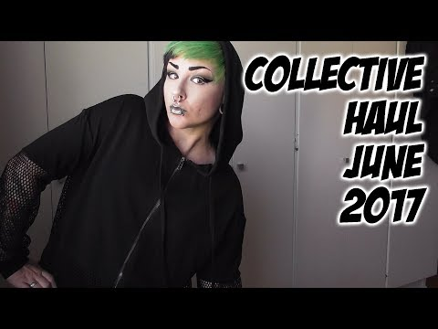 Collective Haul June 2017