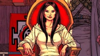 Comic Book Origins: Talia Al Ghul thumbnail