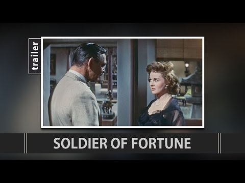 Soldier of Fortune (1955) Trailer