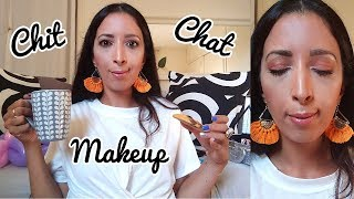 Chit Chat Makeup GROSSESSE ? POIDS & CLASH !