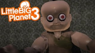 LittleBIGPlanet 3 - Paranoia (3D Horror) - PS4