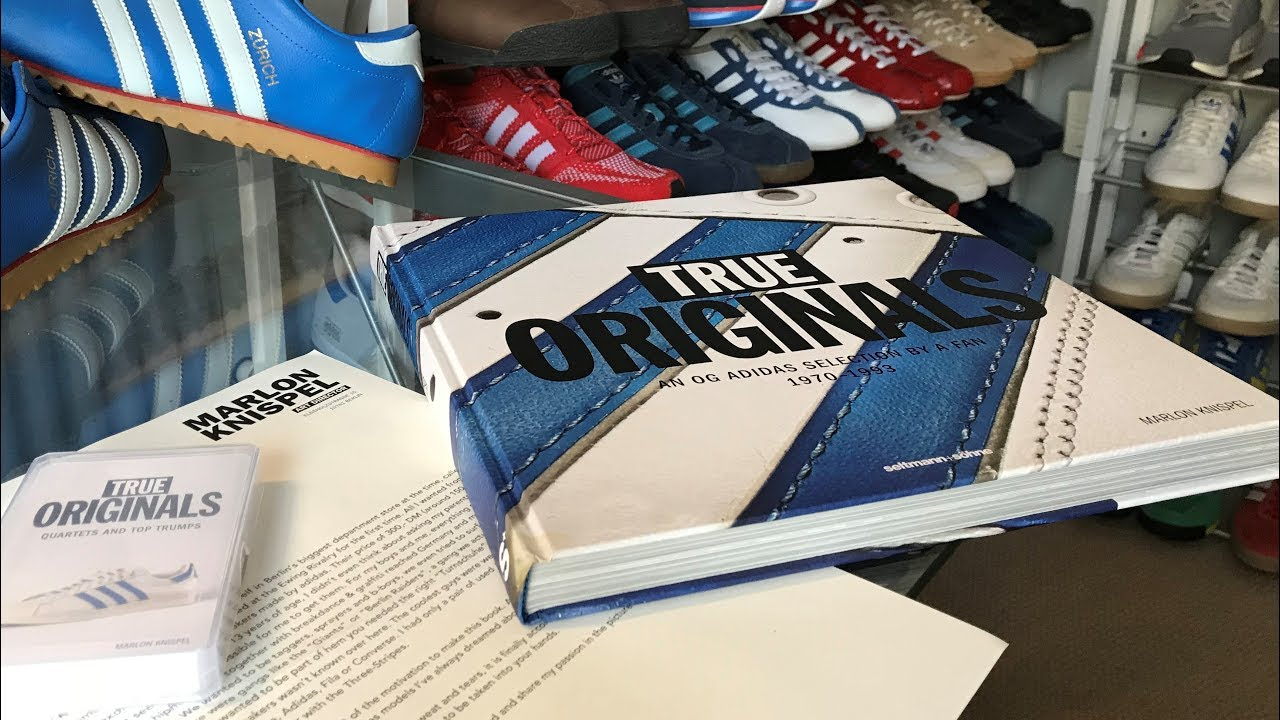 adidas sneakers book