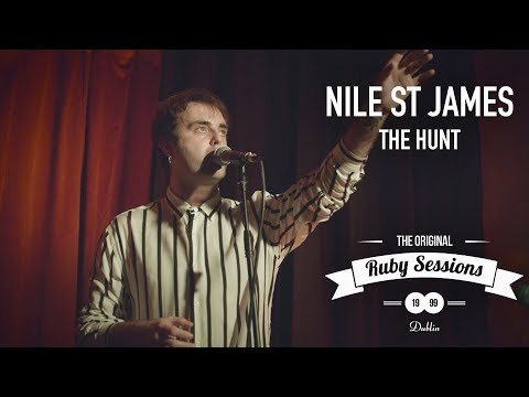 Nile St James  The Hunt  at the Ruby Sessions