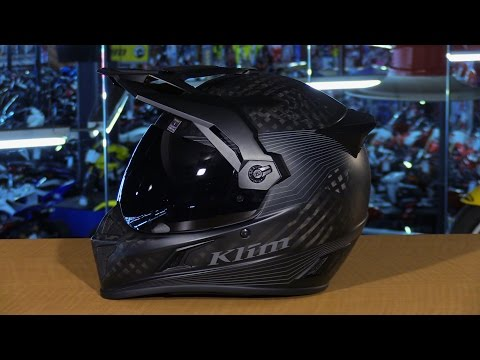 Klim Krios Full Face Motorcycle Helmet Review