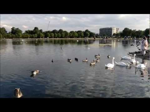 Hyde Park one of the most Beautiful places in London: SYED's Tourism