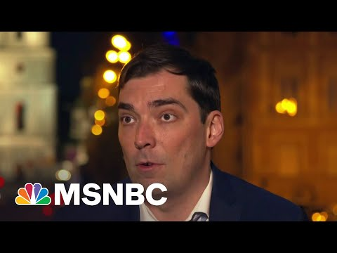 Former Ukraine Advisor To Zelensky Says Giuliani Wanted A Smear Campaign Against Biden   MSNBC