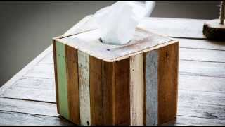 TISSUE BOXES by Tim Gustafson