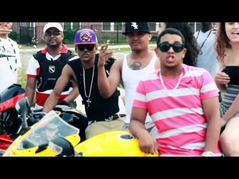 Los Sayayinex Ft Mr. C & Angeliz- Aguanten Presion (Official video)
