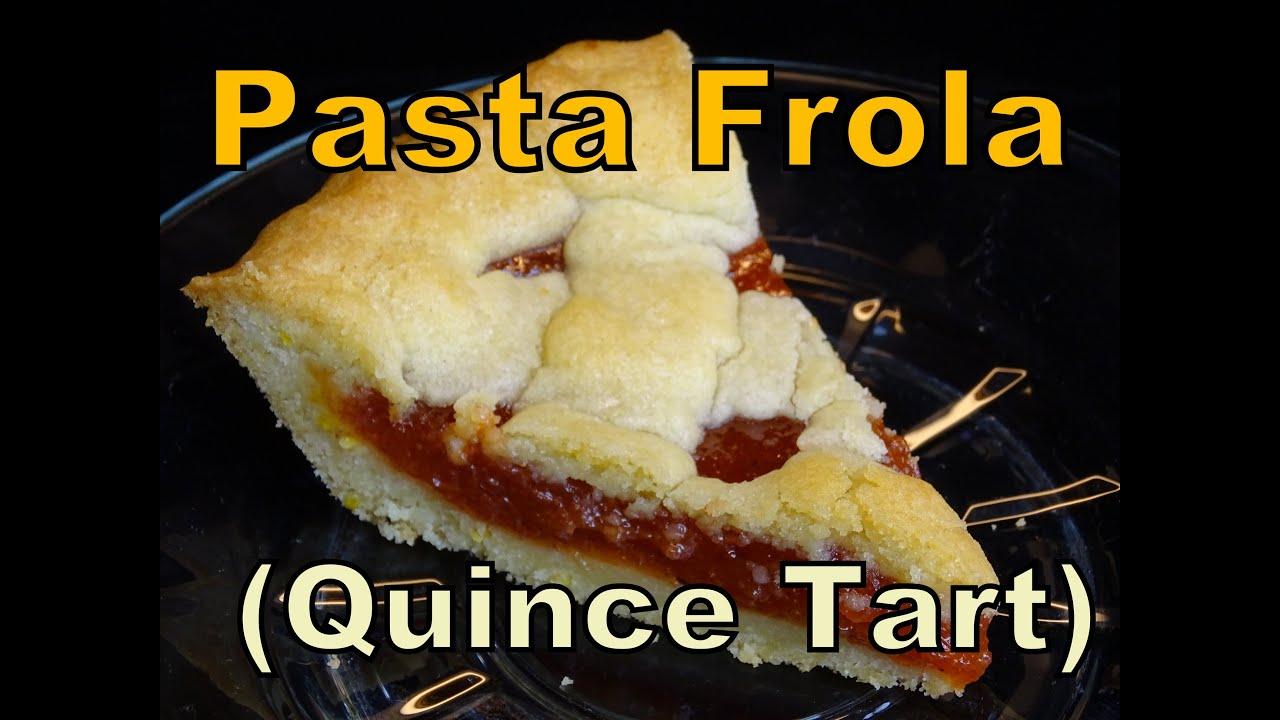 Pasta Flora Rezept pasta frola quince tart recipe with yoyomax12