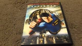 Superman Returns DVD Review