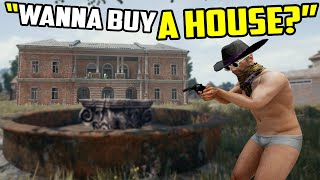 Funny Voice Chat - PUBG - Met A Real Estate Agent