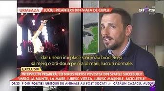 Nikos Vertis Interview Romania