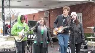"Elmhurst School Of Rock -Pink Floyd ""Hey You"""