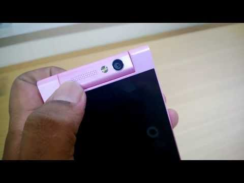 Gionee Elife E7 Mini Rotating Camera- Quick Look