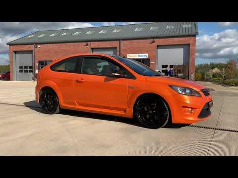 Ford Focus ST - Full Service History, Electric Orange, AMD Stage1, Milltek