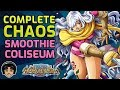 Walkthrough for Chaos Difficulty Smoothie Coliseum! [One Piece Treasure Cruise]