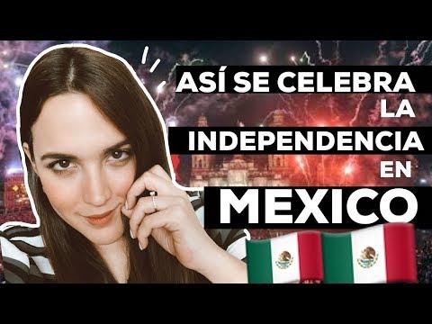 CELEBRANDO EL DIA DE LA INDEPENDENCIA DE MEXICO - 15 DE SEPTIEMBRE - VENEZOLANA EN MEXICO