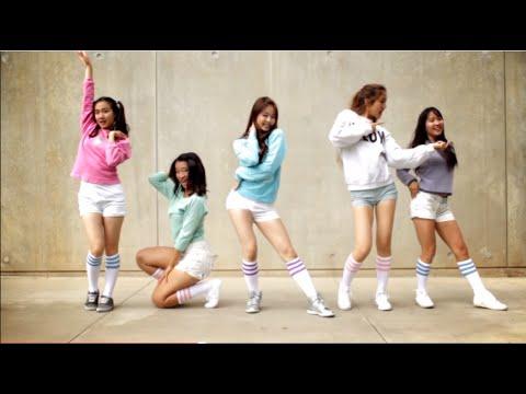 Koreos Red Velvet - Ice Cream Cake Dance Cover - YouTube